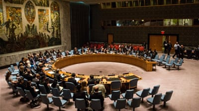 The Security Council is the most powerful body of the UN [Getty Images]