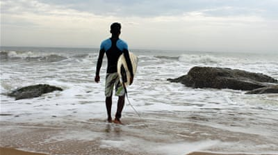 Cowabunga: Catching a wave out of poverty in India