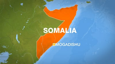 Al-Shabab frequently carries out attacks in Mogadishu in its bid to topple the government.
