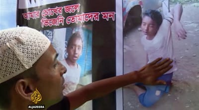 Bangladesh court takes up teen murder case