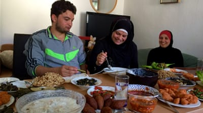 A Syrian family's journey to a new life in Germany