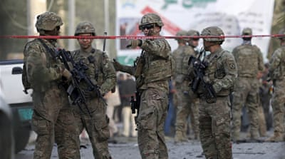 The attack in the volatile province of Helmand is the first such incident since April [File: Reuters]