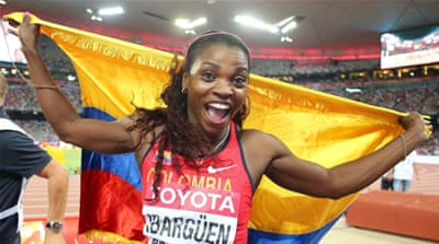 Ibarguen: That dominant athlete you haven't heard of