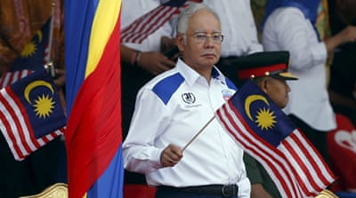 Colour-coded racial tensions grow with Malaysia rallies