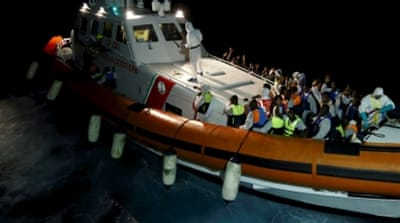 Mediterranean migrant numbers hit deadly milestone