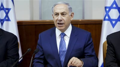 """I oppose this deal because I want to prevent war. And this deal will bring war,"" Netanyahu said in his webcast [Reuters]"