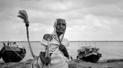 The hungry tide: Bay of Bengal's sinking islands