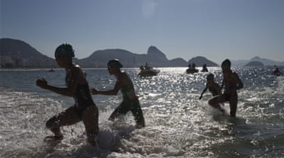 Rio Olympics is exactly a year away [AP]