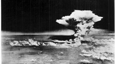 Is there any ray of hope for global nuclear disarmament 70 years after Hiroshima? asks Blix [AP]