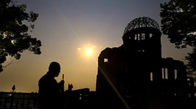 No apology from Obama for Hiroshima
