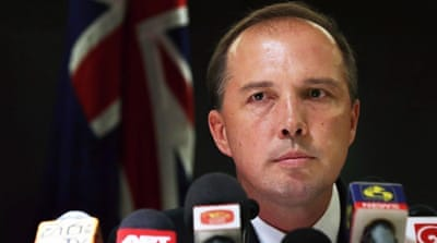 Australian Immigration Minister Peter Dutton said that 46 asylum seekers from Vietnam were turned back last month [EPA]