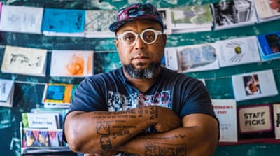 Poet and co-founder of Guide to Kulchur, RA Washington, says the people of Cleveland feel invisible - to their politicians, their employers and each other [Angelo Merendino]
