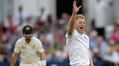 England three wickets from regaining Ashes