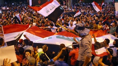 Iraq cabinet backs PM Abbadi's sweeping reforms
