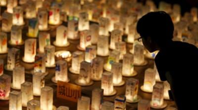 Prime Minister Shinzo Abe and US Ambassador Caroline Kennedy are expected to attend services in Nagasaki on Sunday [Reuters]