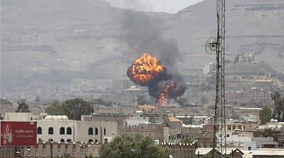 Saudi Arabia and other Arab states intervened in Yemen's civil war on March 26 [Khaled Abdullah/Reuters]
