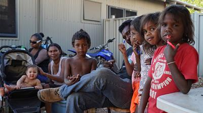 Indigenous Australians may soon lose ancestral land