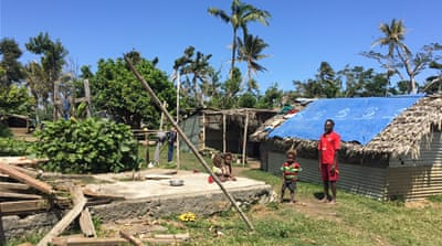 Even in March it was quickly clear that Vanuatu had not suffered a major calamity [Al Jazeera/Andrew Thomas]