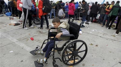 Spinning the refugee crisis