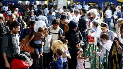 EU officials to discuss compulsory refugee quotas