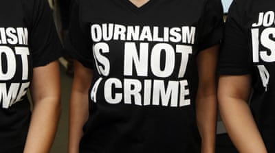 Releasing Rasool - Journalism is not a crime