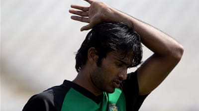 A case has been filed against Hossain who could face charges of child repression and employing a minor [Getty]