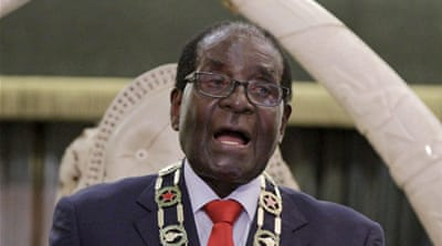 Mugabe: Rivalries threaten to split ruling party