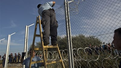 Hungary enforces tough new immigration law