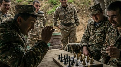 War looms in the South Caucasus