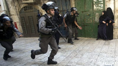 Al-Aqsa Mosque clashes and protests
