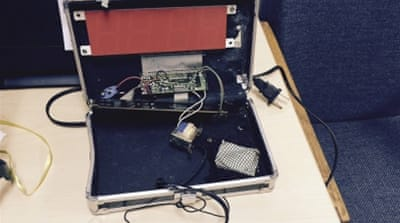 Ahmed Mohamed was accused of bringing a 'hoax bomb' to school [AP]