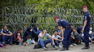 Refugees caught between hope and harsh laws in Europe