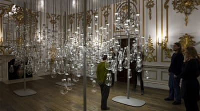 'Curiosity Cloud' by mischer'traxler for Champagne Perrier-Jouët [London Design Festival]