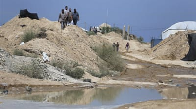 Strangled: Gaza after Egypt floods tunnels