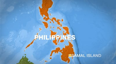 Tourists abducted in southern Philippines