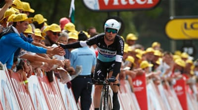 Season over for Cavendish after shoulder surgery