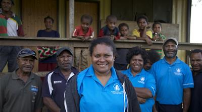 A Family Matter: Saving Papua New Guinea's mothers