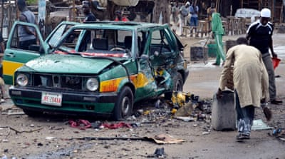 The ban on vehicles comes as Boko Haram is expected to step up attacks during Eid al-Adha [AFP]
