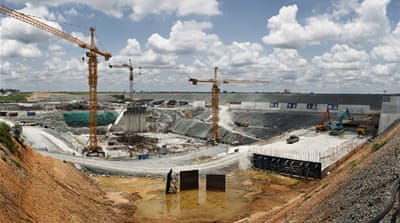 China's race for hydroelectric power