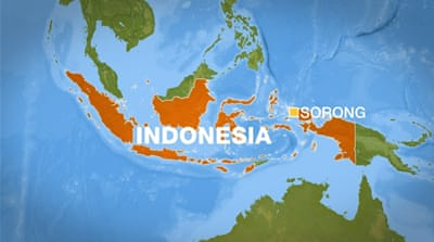 Powerful underwater earthquake hits off east Indonesia