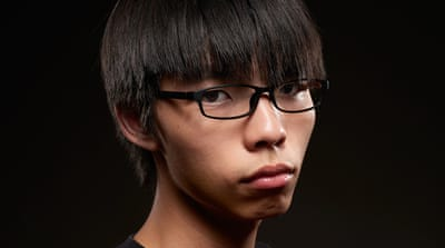 Joshua Wong: The teenager who defied China