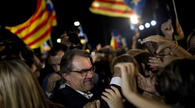 Independence for Catalonia?