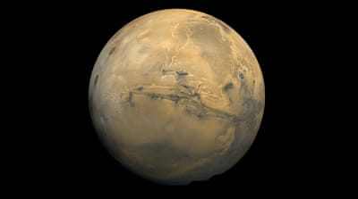 NASA: Water found on Mars