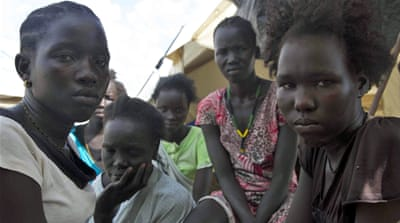 Reliving the rape camps of South Sudan's civil war