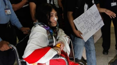 Irom Sharmila: the longest fast