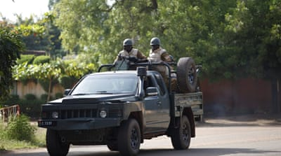 Burkina Faso army takes over coup supporters' barracks