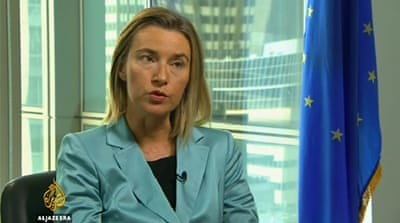 EU foreign policy chief: Europe is united