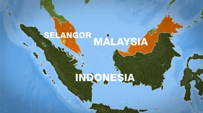 Dozens missing after crowded boat capsizes off Malaysia