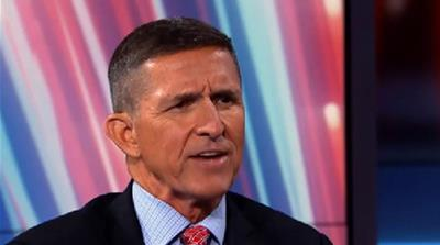 Transcript: Michael Flynn on ISIL