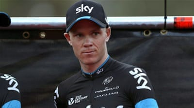 Tour winner Froome pulls out of Spanish Vuelta